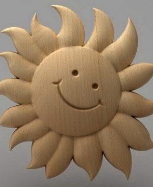خورشید چوبی 1804
