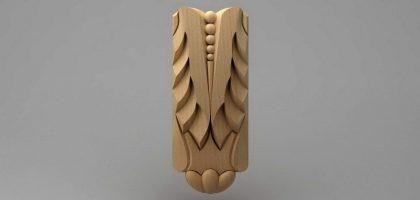 منبت برگ چوبی 2624
