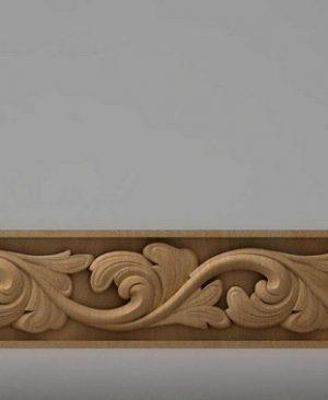 منبت پروفیل چوبی 7228