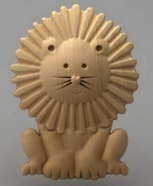 حیوانات شیر چوبی 1803