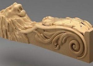 سرستون چوبی 2001