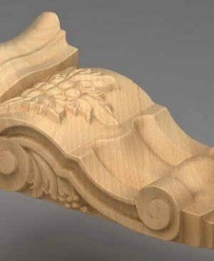 سرستون چوبی 2028