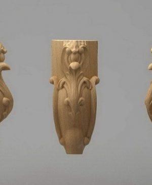 پایه چوبی 3001