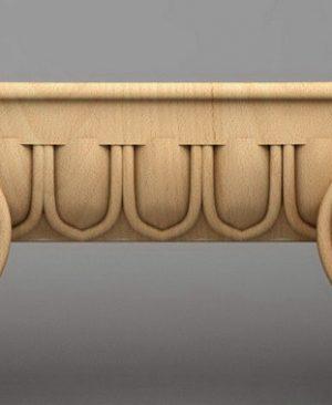 سرستون چوبی 2428