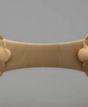 منبت دستگیره چوبی4001
