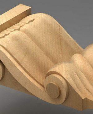 سرستون چوبی 2027