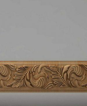 منبت پروفیل چوبی 7234