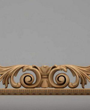 منبت پروفیل چوبی 7267