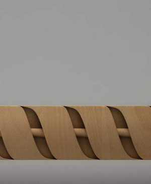 منبت پروفیل چوبی 7431